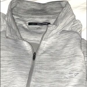 Other - NWOT Greg Norman 1/4 zip shirt Size L 100% Poly